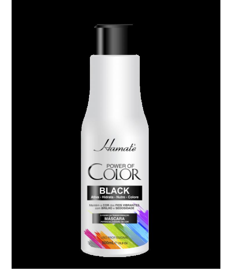MASCARA COLOR BLACK 500G