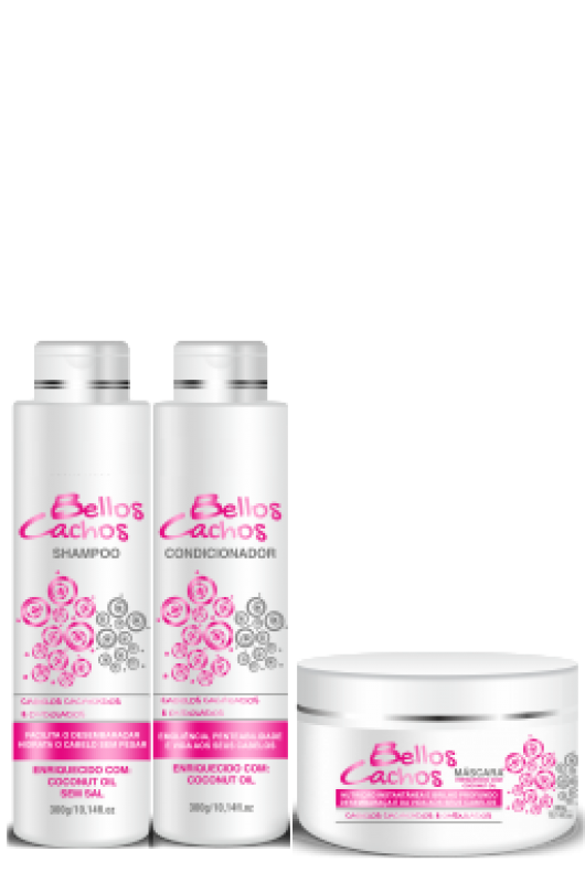 KIT BELLOS CACHOS 350ML