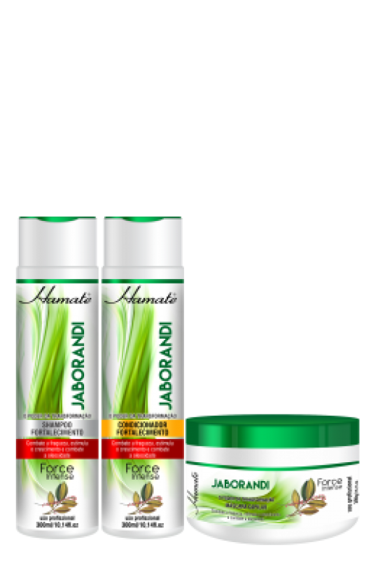 KIT JABORANDI JABORANDI 350ML